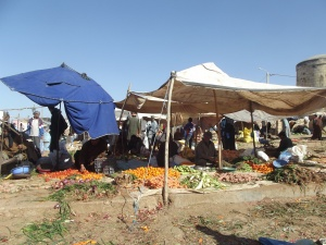 Moppe marknad